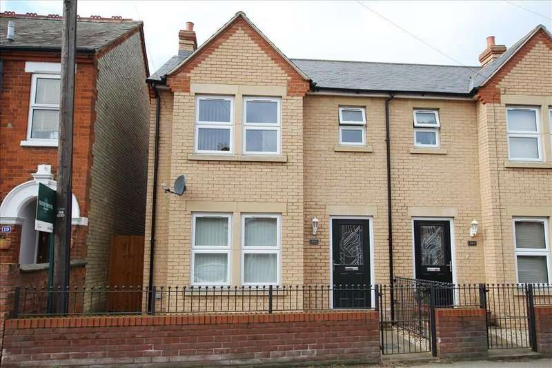 3 Bedrooms Semi Detached House for sale in Drove Road, Biggleswade, SG18