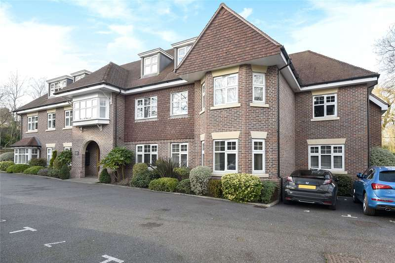 2 Bedrooms Apartment Flat for sale in Landen House, Rectory Road, Wokingham, Berkshire, RG40