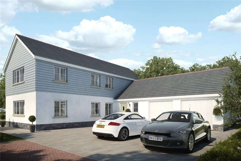 4 Bedrooms Detached House for sale in Trevene (Plot 17), Garden Meadows Park, Narberth Road, Tenby