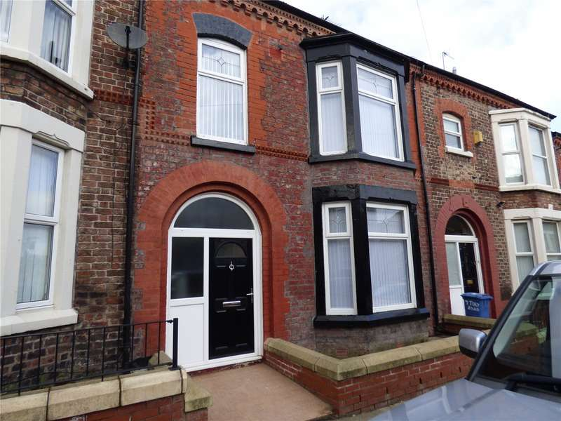 3 Bedrooms Terraced House for sale in July Road, Liverpool, Merseyside, L6