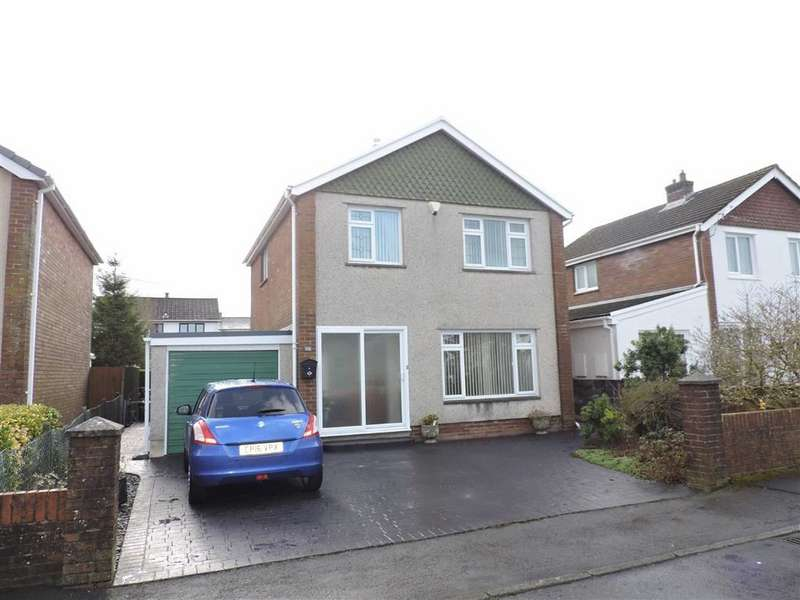 3 Bedrooms Detached House for sale in Maesycoed, Pontamman