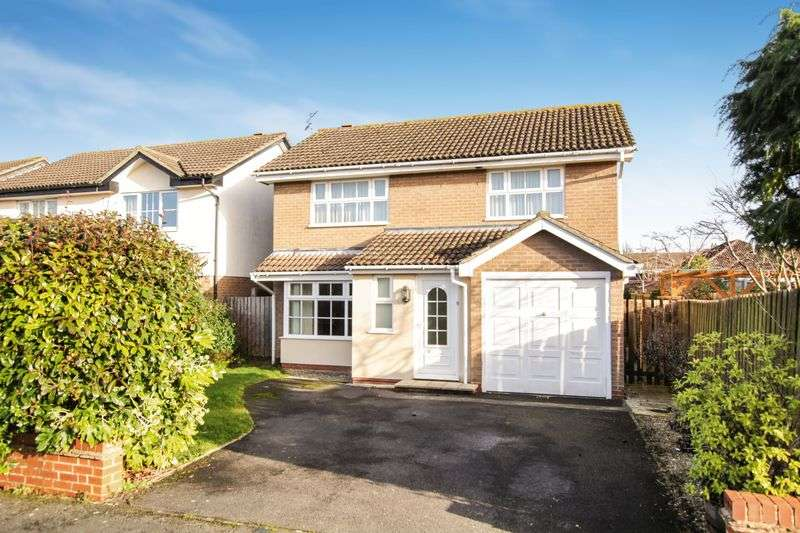 4 Bedrooms Property for sale in Stevenson Drive, Abingdon