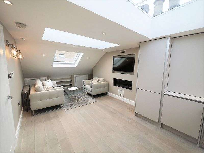 1 Bedroom Property for sale in Brownswood Road, London