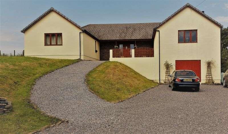 5 Bedrooms Property for sale in Felingwm, Carmarthen