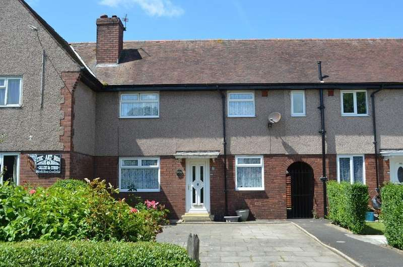 3 Bedrooms Terraced House for sale in Guildford Road, Birkdale, Southport, PR8 3EB