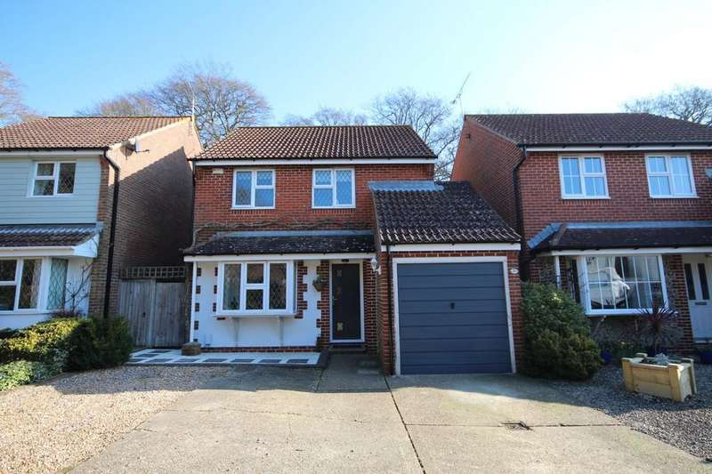 3 Bedrooms Detached House for sale in Cypress Avenue, Worthing BN13 3PS