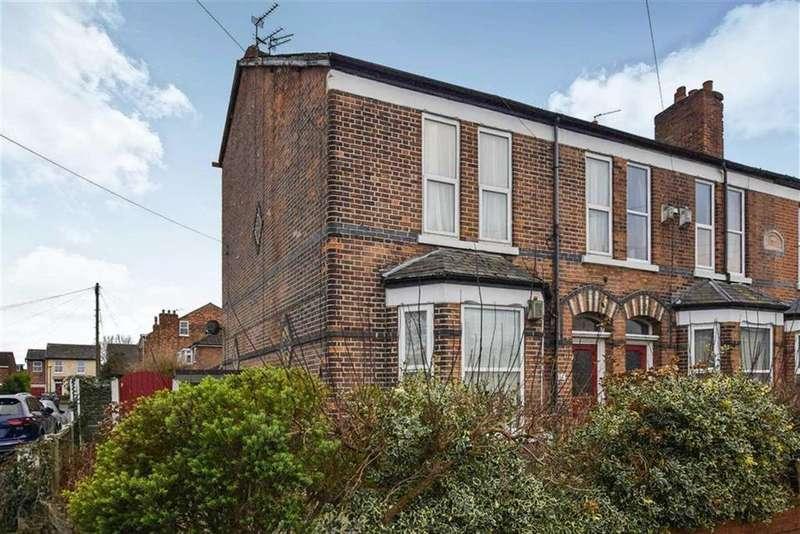 6 Bedrooms End Of Terrace House for sale in Glebelands Road, Sale, M33