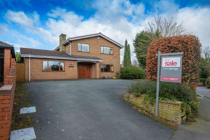 4 Bedrooms Detached House for sale in Stockwell Road, Tettenhall, Wolverhampton