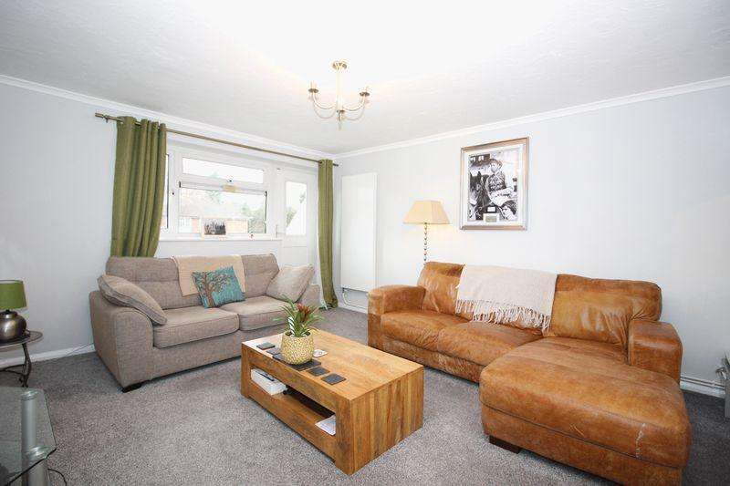 2 Bedrooms Flat for sale in Heron Crescent, Sidcup, DA14 6RT