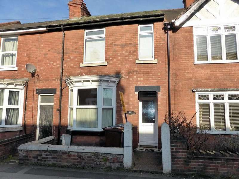 3 Bedrooms Terraced House for sale in Meyrick Road, Stafford