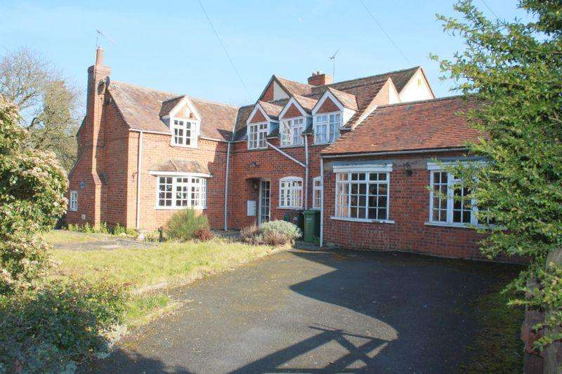 4 Bedrooms Cottage House for sale in The Green, Fladbury