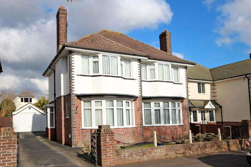 3 Bedrooms Detached House for sale in Geneva Avenue, Southbourne, Bournemouth