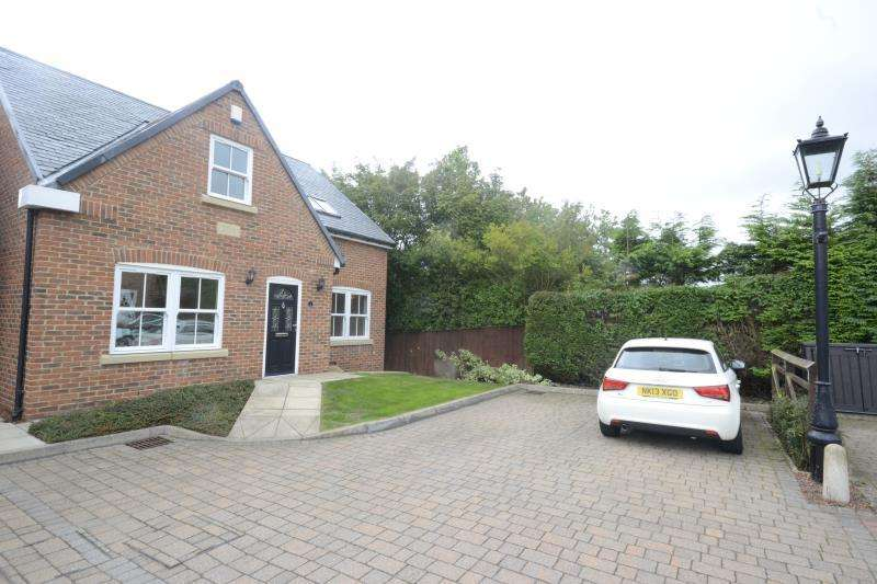 3 Bedrooms Detached House for rent in Margaret Court, Greencroft, Stanley, County Durham, DH9