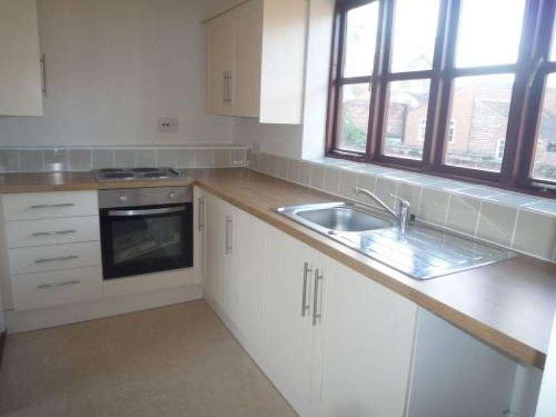 Studio Flat for rent in Royal Oak Court, Louth, LN11 9JA