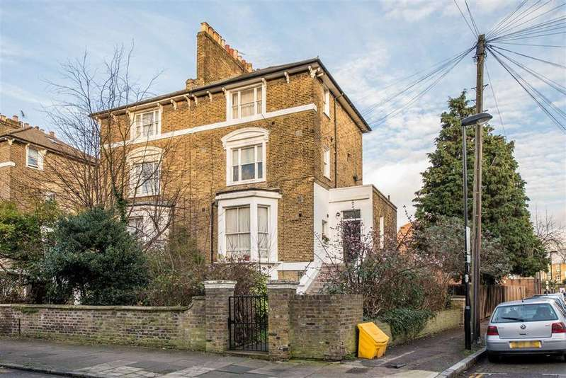 1 Bedroom Flat for sale in Thane Villas, Finsbury Park, London