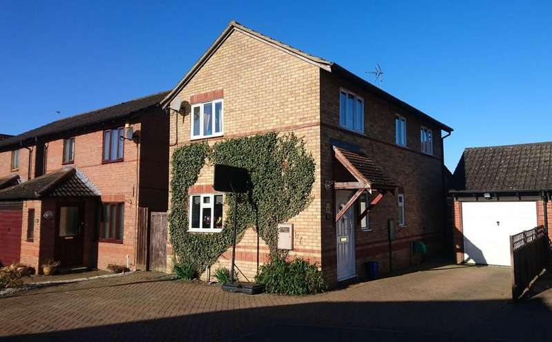 4 Bedrooms Detached House for sale in Spiers Drive, Brackley