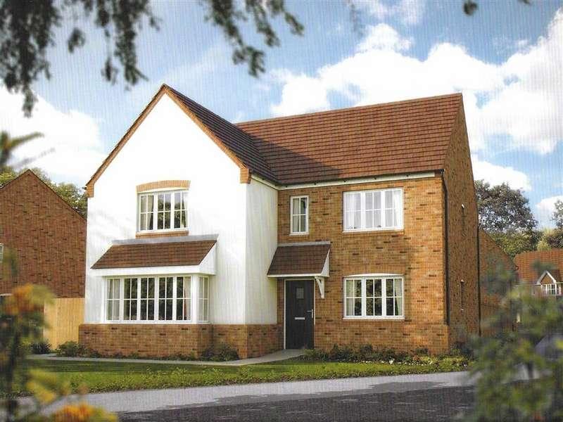 5 Bedrooms Detached House for sale in Marbury Meadows, Wrenbury, Nantwich
