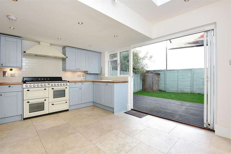 4 Bedrooms Terraced House for sale in White Hart Lane, Barnes, SW13
