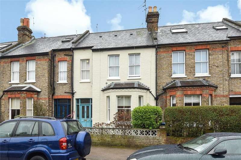 3 Bedrooms Terraced House for sale in Frances Road, Windsor, Berkshire, SL4