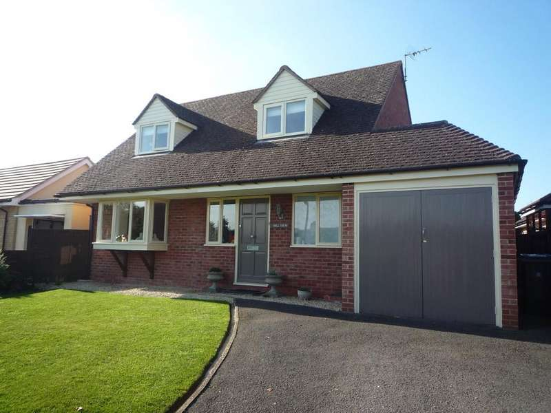 3 Bedrooms Detached House for sale in Springfield Road, Shipston-On-Stour