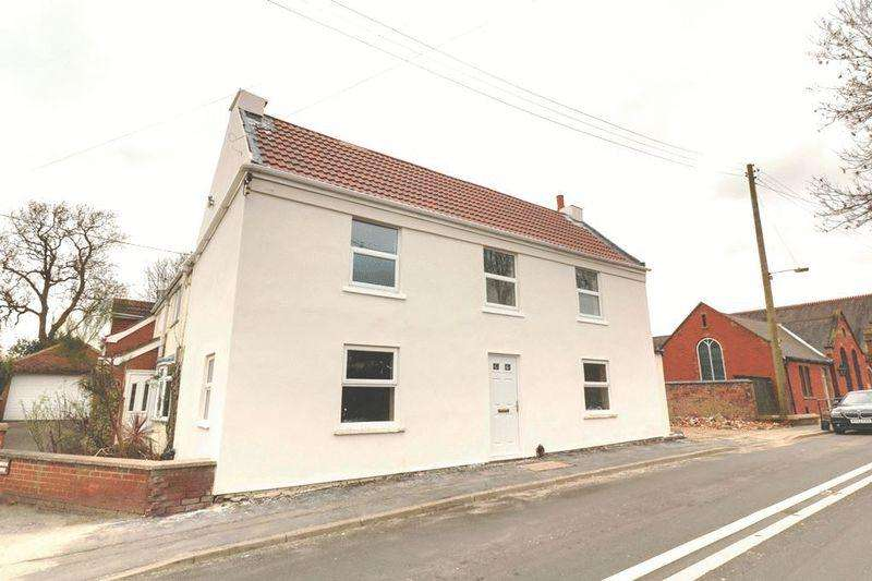 5 Bedrooms Semi Detached House for sale in Glenroyd, Front Street, Ulceby