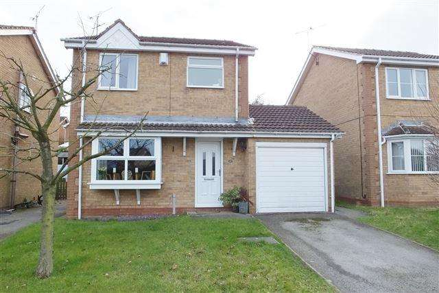 3 Bedrooms Detached House for sale in Halfway Drive, Sheffield, S20 4TH