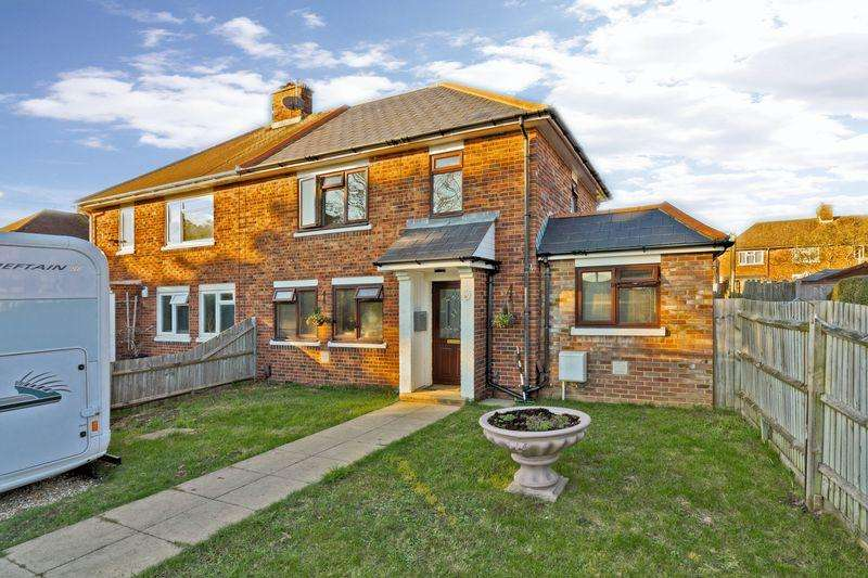 4 Bedrooms House for sale in Shirley Close, Shoreham-By-Sea