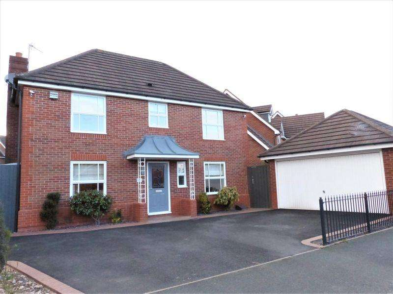 4 Bedrooms Detached House for sale in Elm Road, Sutton Coldfield
