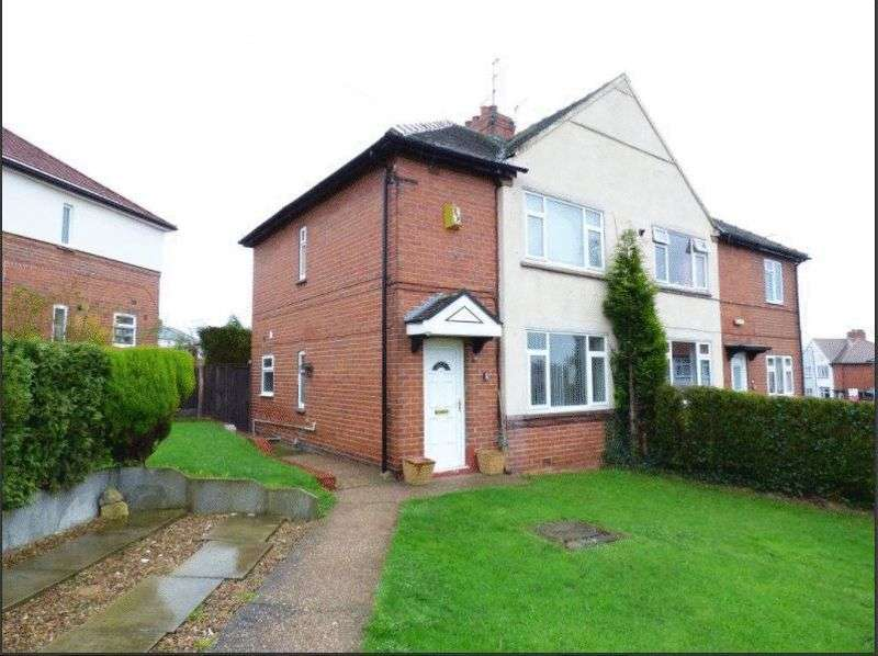 3 Bedrooms Property for sale in Priory Estate, Pontefract