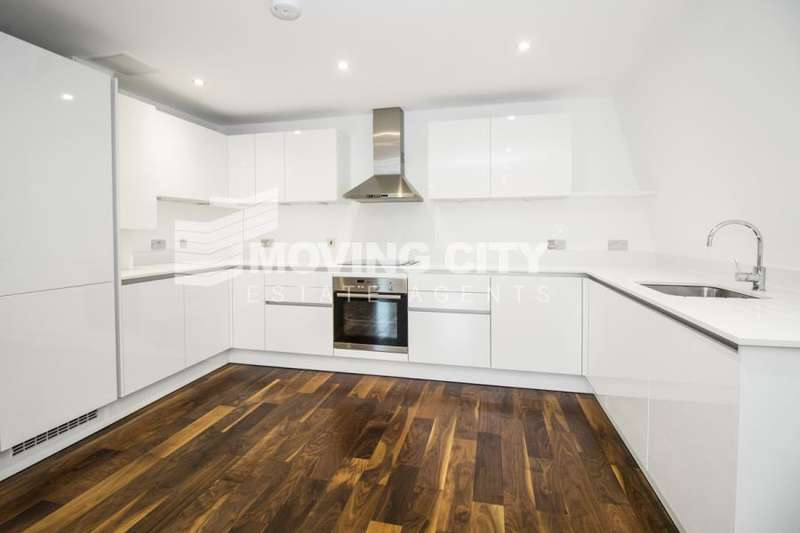 1 Bedroom Apartment Flat for sale in Devonport Place, Shadwell, E1