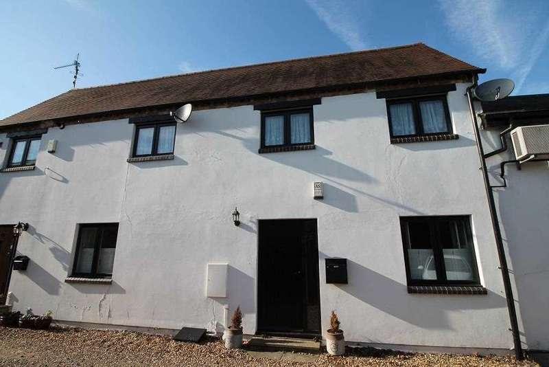 1 Bedroom Maisonette Flat for sale in White Horse Yard, Milton Keynes