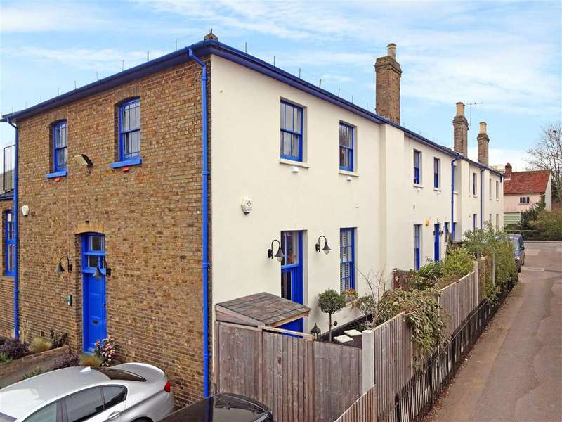 1 Bedroom Flat for sale in Central House, off High Street, Ongar