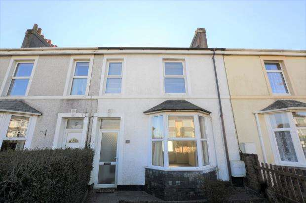 4 Bedrooms Terraced House for sale in Belgrave Terrace, Liskeard, Cornwall