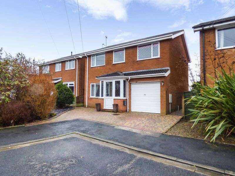 4 Bedrooms Property for sale in Hanley Close, Poulton-Le-Fylde