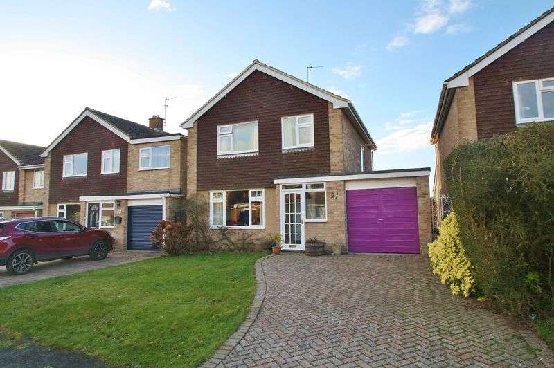 3 Bedrooms Property for sale in Chiltern Crescent, Wallingford