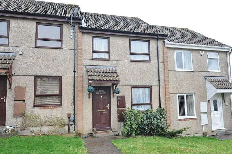 2 Bedrooms Property for sale in Hedgerow Close Woolwell, Plymouth