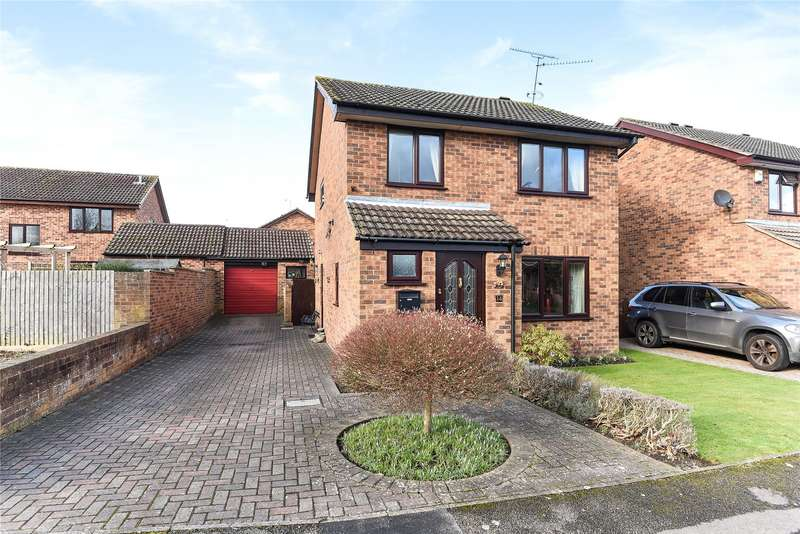3 Bedrooms Detached House for sale in Culloden Way, Wokingham, Berkshire, RG41