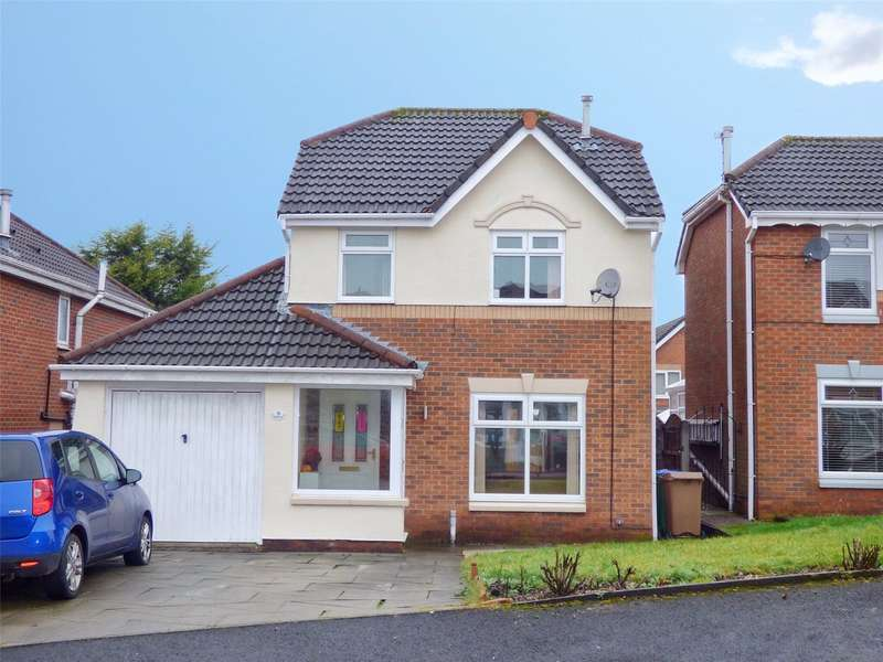 3 Bedrooms Detached House for sale in Oakway, Middleton, Manchester, M24