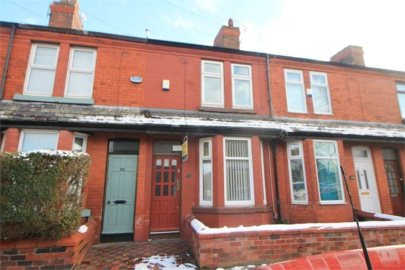 2 Bedrooms Terraced House for sale in Coronation Road, Crosby, LIVERPOOL, Merseyside