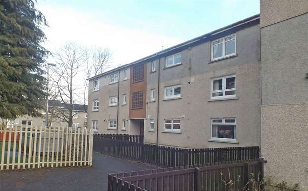 3 Bedrooms Flat for sale in Greenside Street, Coatbridge, North Lanarkshire