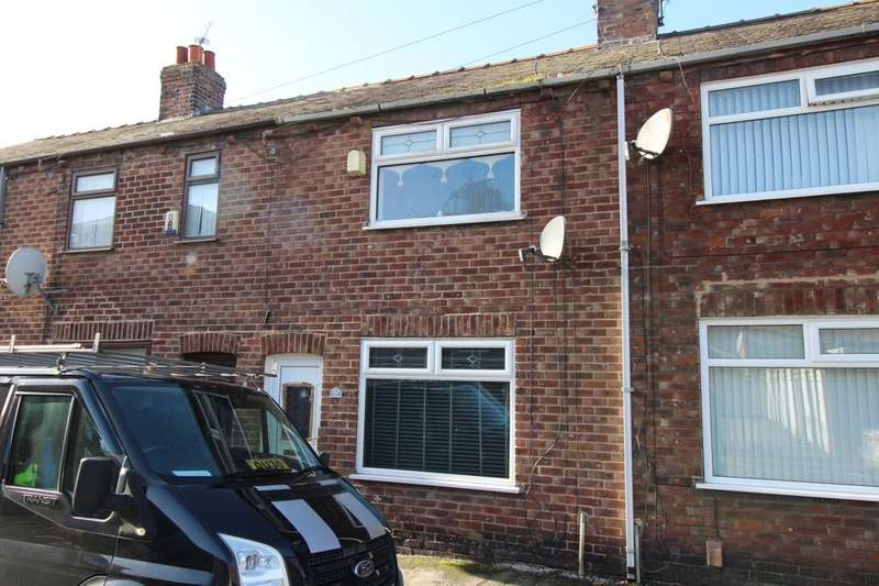 2 Bedrooms Property for sale in Brook Street, Whiston, Prescot, L35