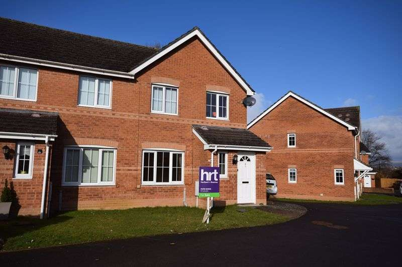 3 Bedrooms Property for sale in 2 Maes Gwyn, Broadlands, Bridgend
