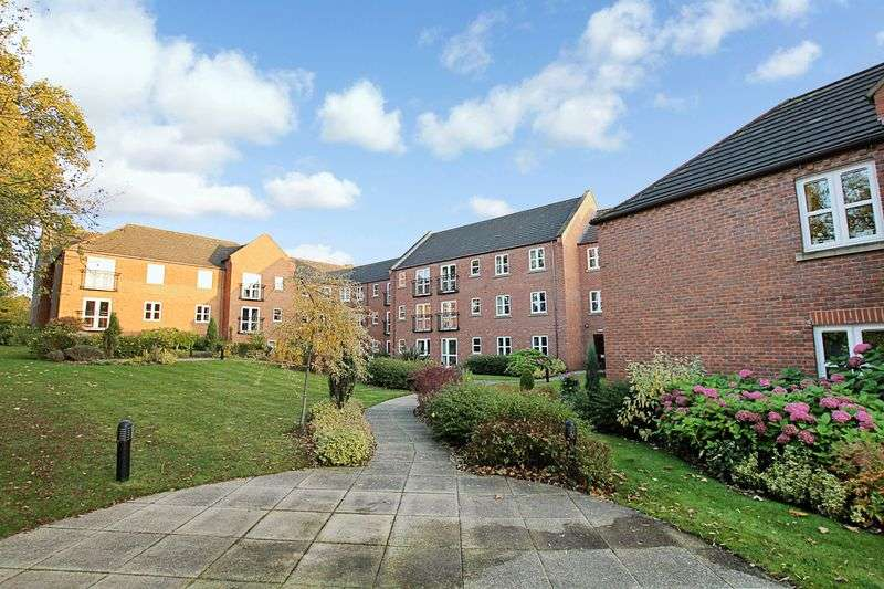 1 Bedroom Property for sale in Ingle Court, Market Weighton, YO43 3HB