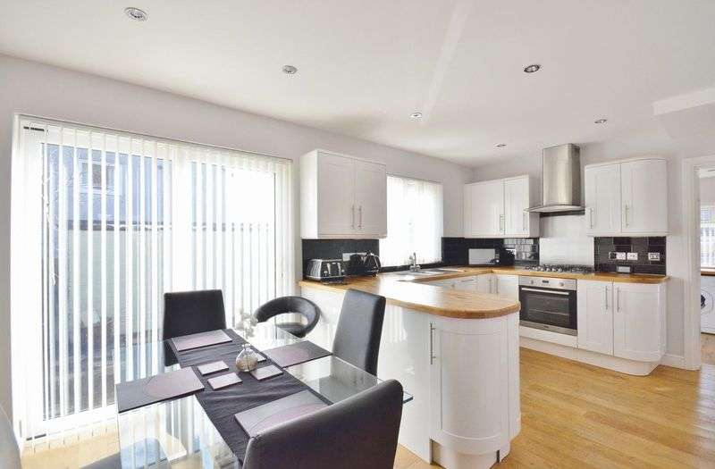 3 Bedrooms Property for sale in Wordsworth Road, Whitehaven