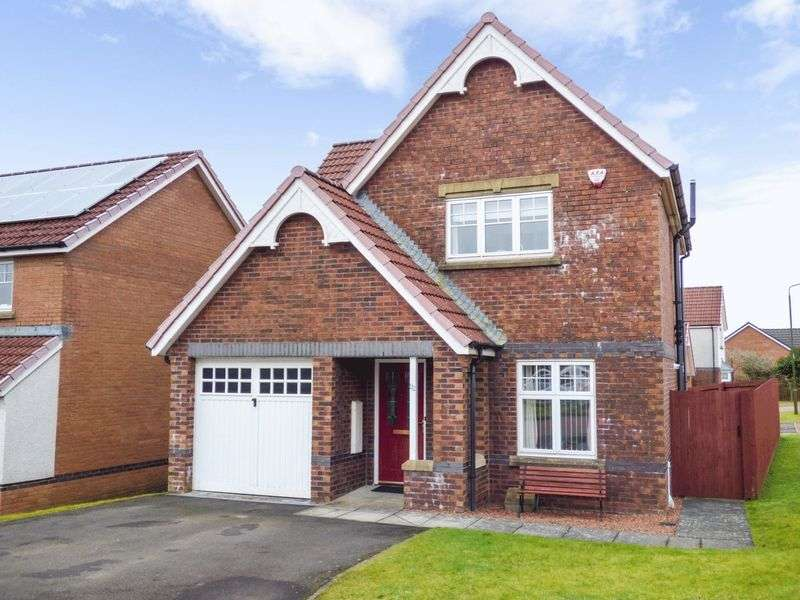 3 Bedrooms Property for sale in Wallace Brae Avenue, Falkirk