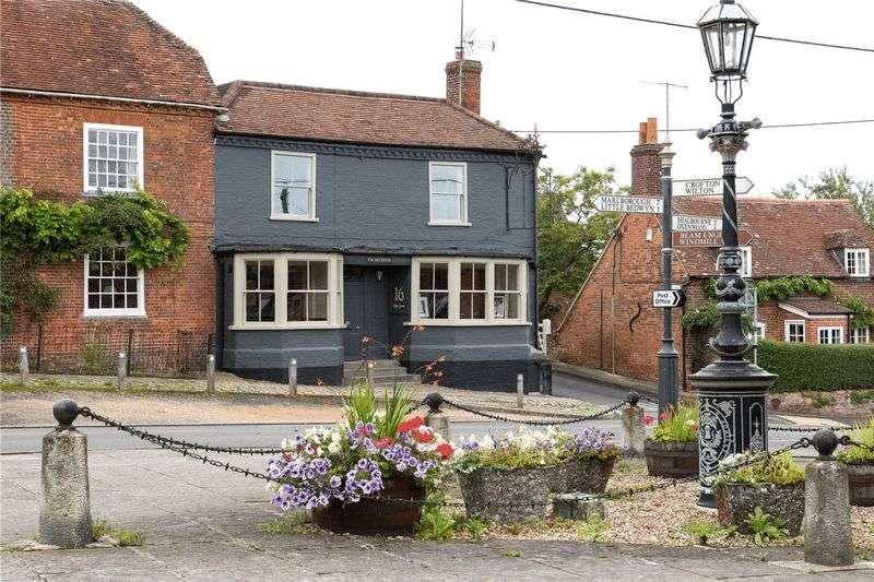 4 Bedrooms Property for sale in High Street, Great Bedwyn