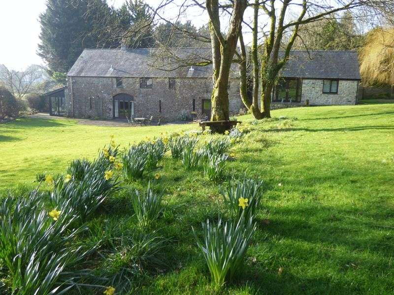 5 Bedrooms Property for sale in The Barn, Newton, Nr. Cowbridge, Vale of Glamorgan