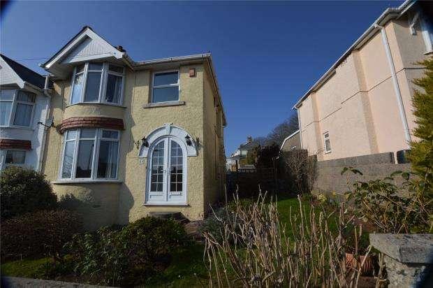 3 Bedrooms Semi Detached House for sale in Barton Hill Road, Barton, Torquay, Devon