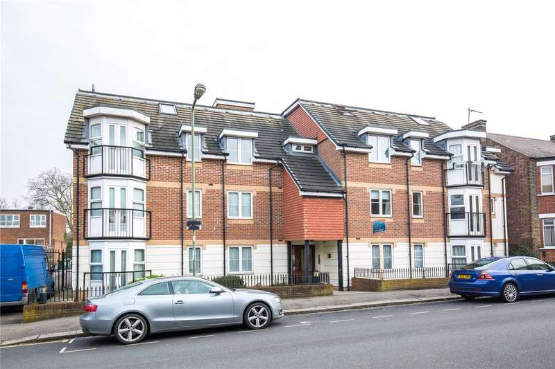 2 Bedrooms Apartment Flat for sale in Grovewood House, 168A Granville Road, London, NW2