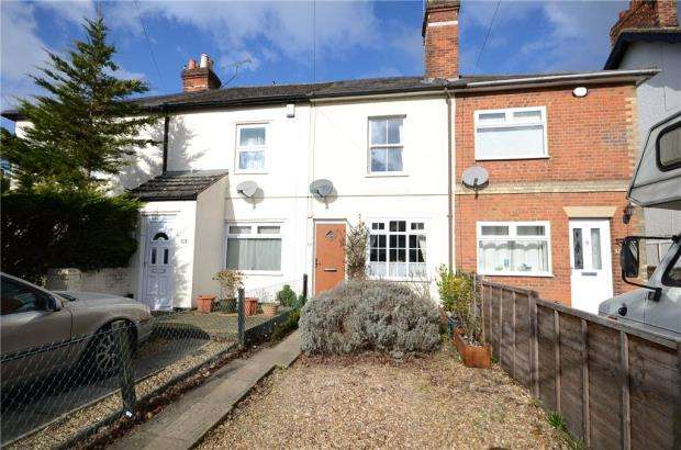2 Bedrooms Terraced House for sale in Barkham Road, Wokingham, Berkshire